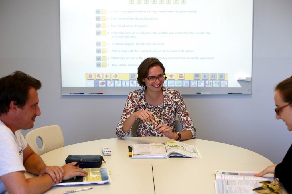 Englisch Lernen Für Erwachsene Lernzentrum Turner In Horgen